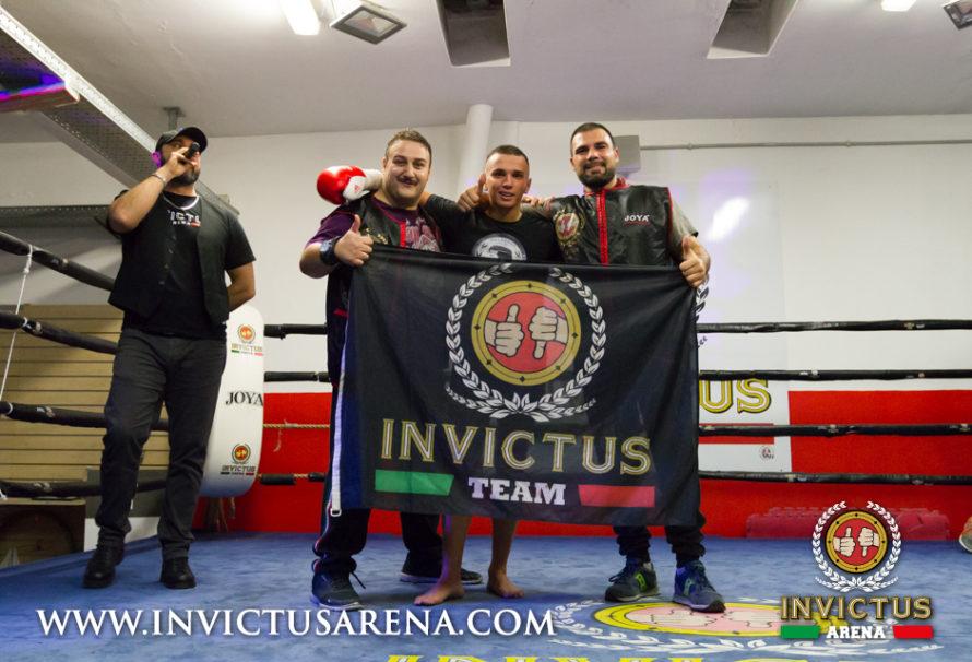 Road To Invictus (08.10.2017)