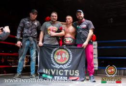 Grande spettacolo ieri per Invictus Arena #24!