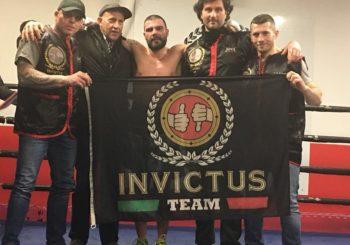 Boxe: vittoria per Riccardo Lecca e per i portacolori Invictus