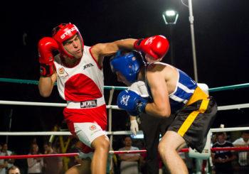 La Boxe in piazza, un successo di pubblico e di Sport
