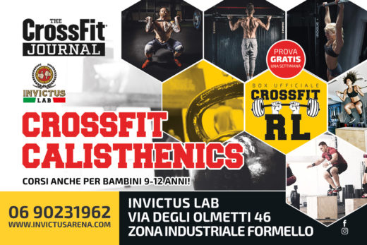 Box CrossFit a Roma (Formello)