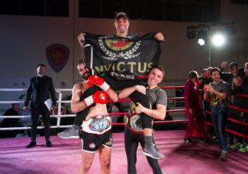 Serata indimenticabile per il Team Invictus! Francesco Picca vince l'International Grand Prix WKN e Armin Dokic Il National Grand Prix WKN