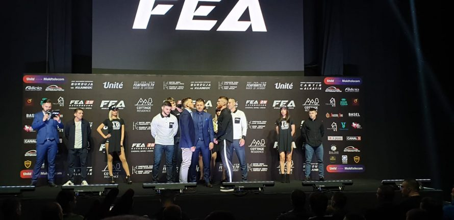Invictus porta la kickboxing italiana in giro per il mondo in un altro grande contesto: il FEA World Grand Prix