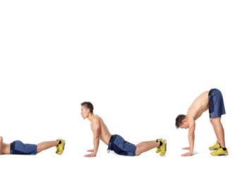 Burpees, un esercizio fondamentale anche negli sport da combattimento