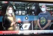 Intervista a Riccardo Lecca di SKY TG24 sulla riapertura in sicurezza