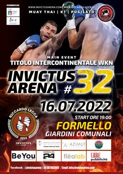 999 Invictus Arena banner 250px